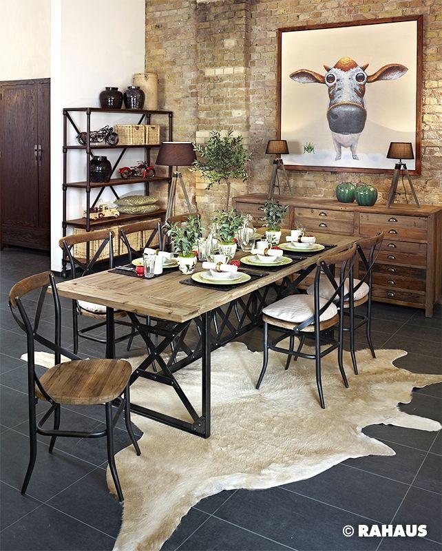 Rahaus De buffet tisch stuhl tafel dinner rahaus interior design