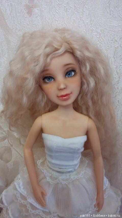 Кукла Лив ООАК / ООАК игровых кукол / Шопик. Продать купить куклу / Бэйбики. Куклы фото. Одежда для кукол