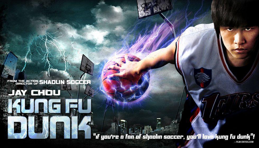Kung fu dunk basketball movies martial arts movies