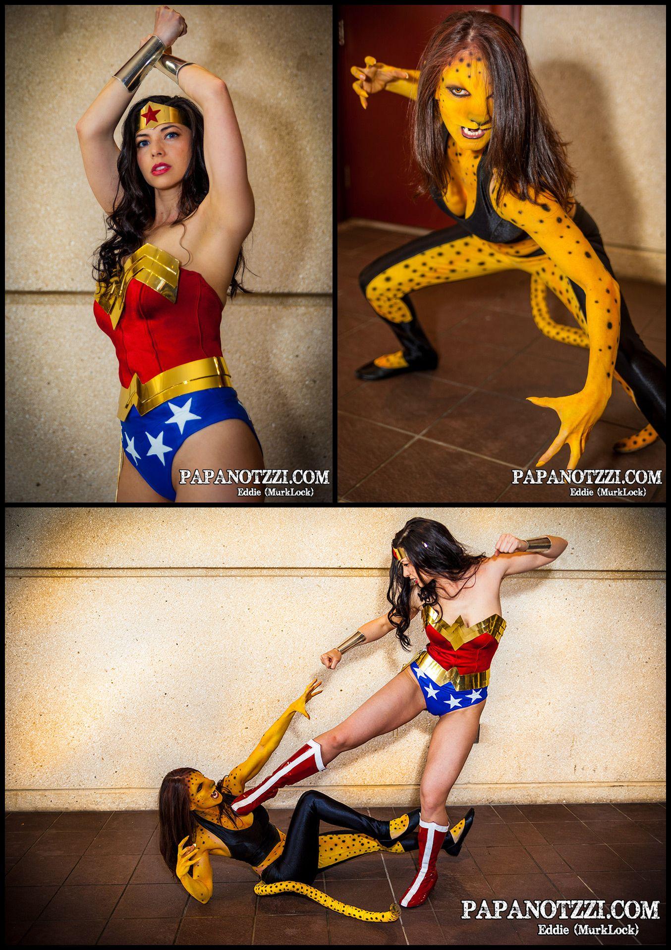 Wonder Woman Dc Comics Vs Cheetara Thundercats -4164