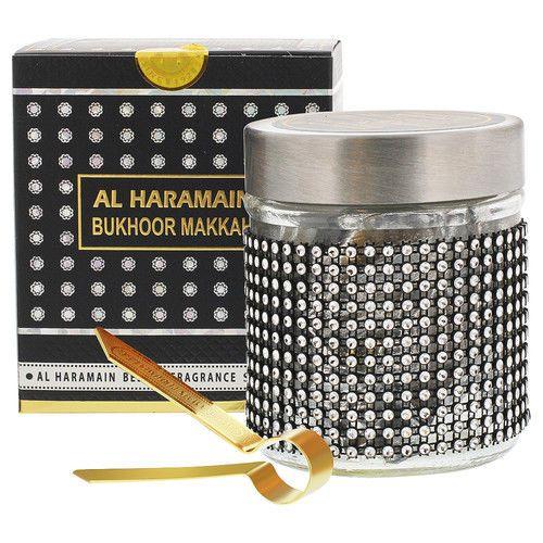 Bakhoor Makkah 100g Al Haramain Bukhoor Arabic Oud Fragrance