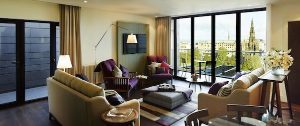 The Most Luxurious Collection Of 5 Star Serviced Apartments Just Off
