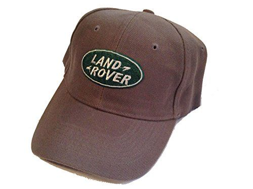7032d53987a20 Aftermarket Land Rover Baseball Cap Hat Gray. New!