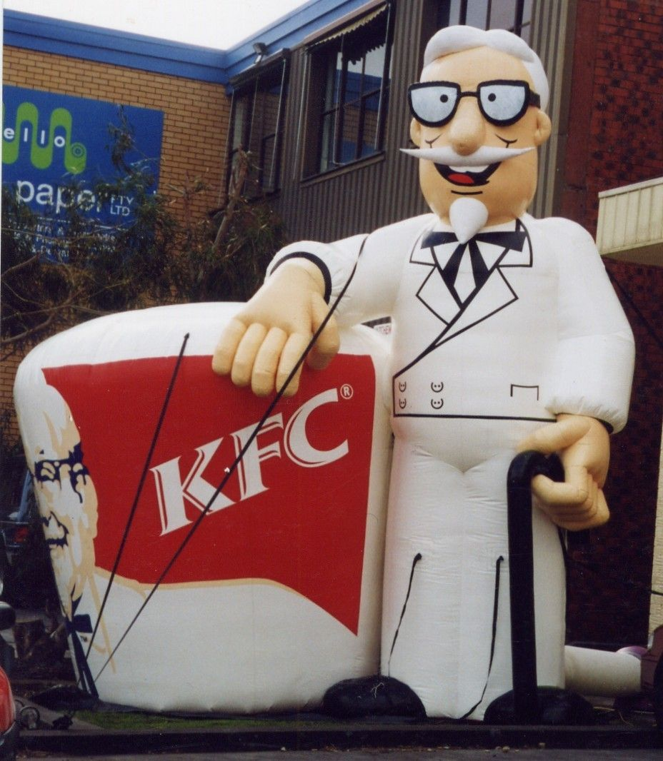 Promotional Inflatables & Marketing Inflatables
