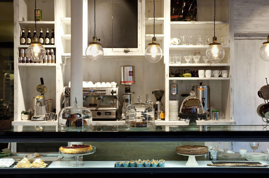 Resultado De Imagen Para Fachada Cafeteria Vintage