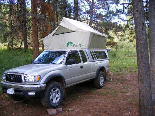 This is a Wildernest C&er Shell. Description from tacomaworld.com. I searched for & This is a Wildernest Camper Shell. Description from tacomaworld ...