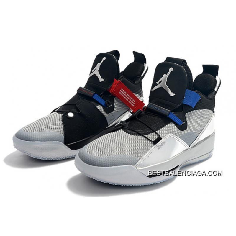 """Air Jordan 33 """"All-Star"""" Black/Metallic"""