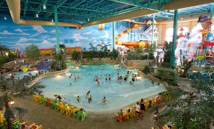 image for Chicagoland Water Park Resort with Park Passes