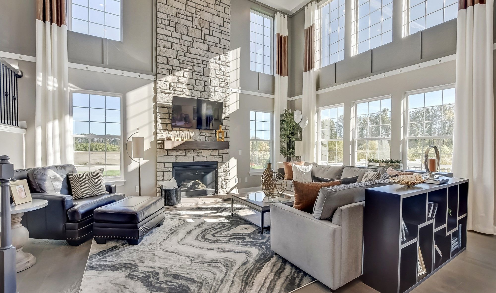 Image Result For K Hovnanian 2 Story Great Room Outdoor