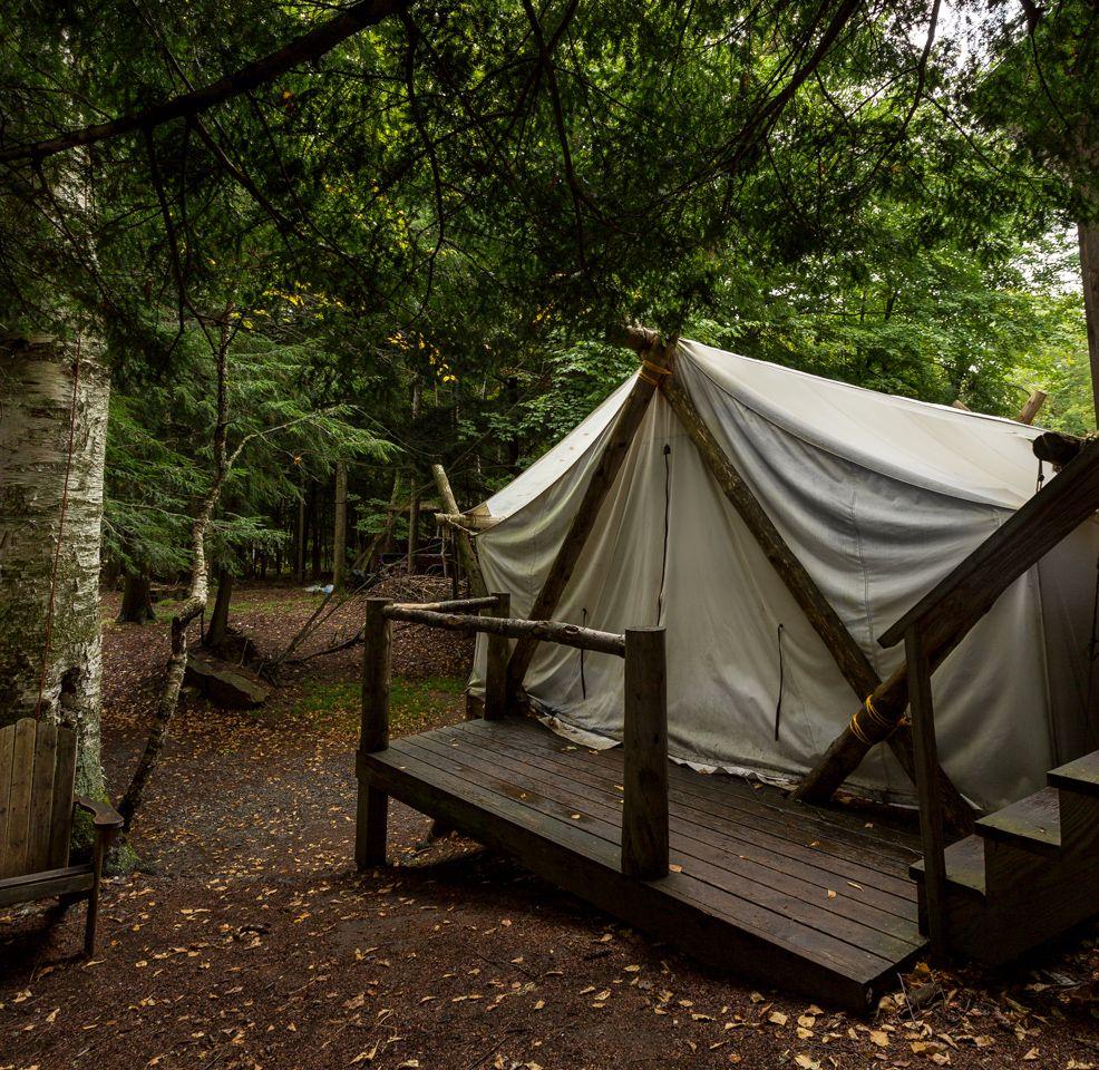Woods Inn Wall Tent Adirondacks & Woods Inn Wall Tent Adirondacks | Adirondacks | Pinterest | Wall ...