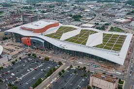 The New Music City Center With It S Green Roof Music City Nashville Music City Nashville
