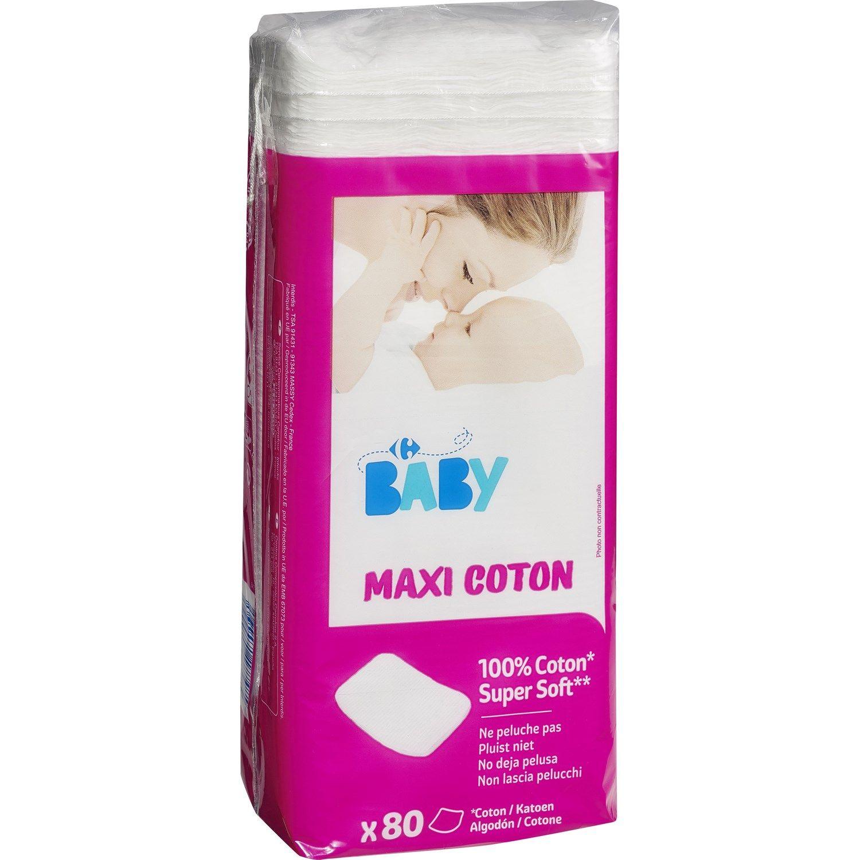 Maxi Coton Carrefour Baby