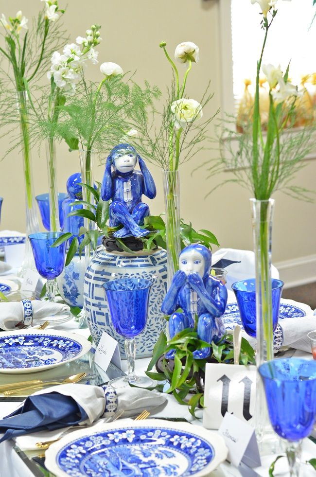 More Tablescape Ideas From Our Fundraiser Tablescapes
