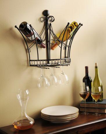 Kirkland S Wine Bottle Rack Wine Bottle Wine Decor