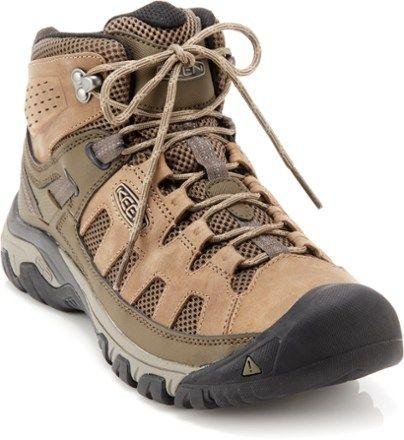 c6b4eb54c9c KEEN Targhee Vent Mid Hiking Boots - Men's | REI Co-op | *Apparel ...