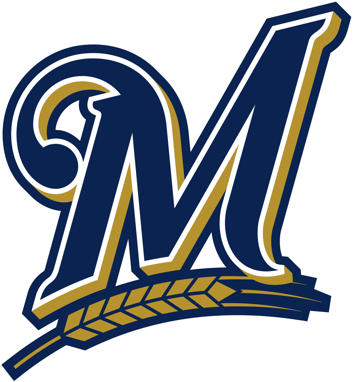 Milwaukee Brewers Logo Png Image Mlb Baseball Logo Brewer Logo Milwaukee Brewers