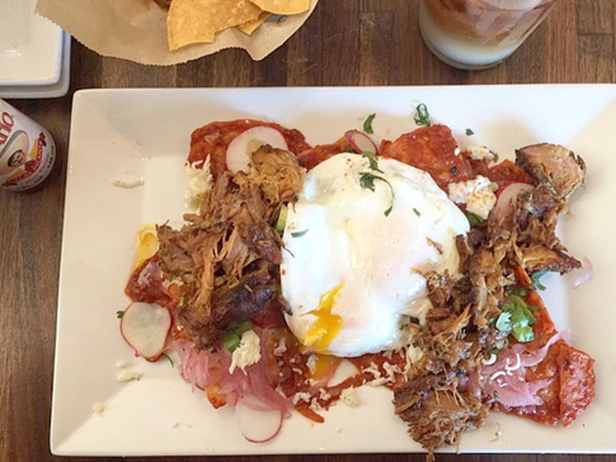 The 12 Sauciest Chilaquiles in San Francisco