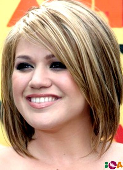 fat womens short haircuts hair clarkson hairstyles 3440 | 2889729a4a281890f1bb7aca4c196d02