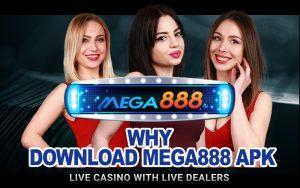 Why download mega888 apk   918Kiss Malaysia