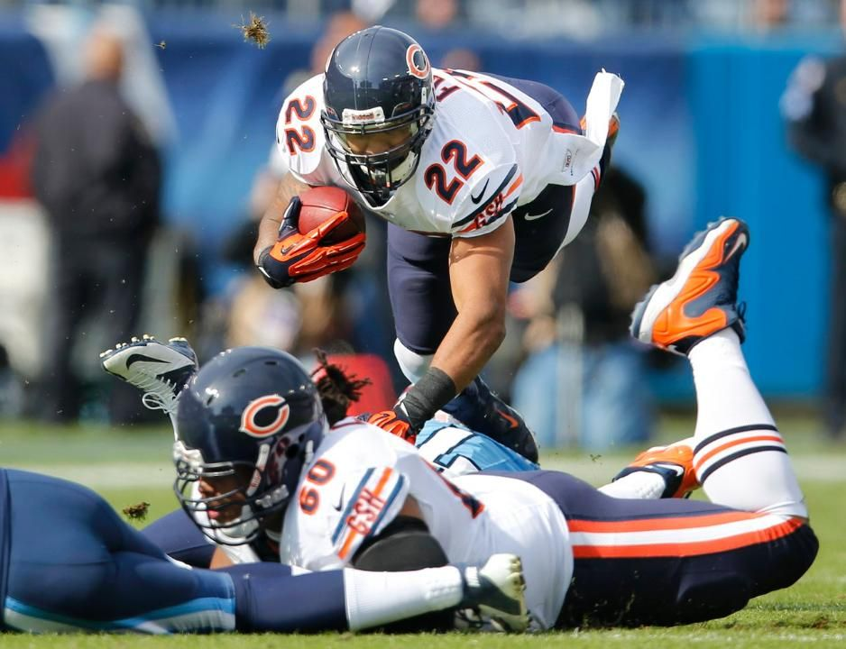 Bears At Titans Nfl Football Games Chicago Bears Tennessee Titans