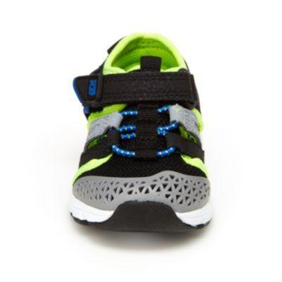 2cfad7aff Stride Rite Baby & Toddler Boys Made2Play Nesta Sneaker Sandals - Black  8.5W Toddler
