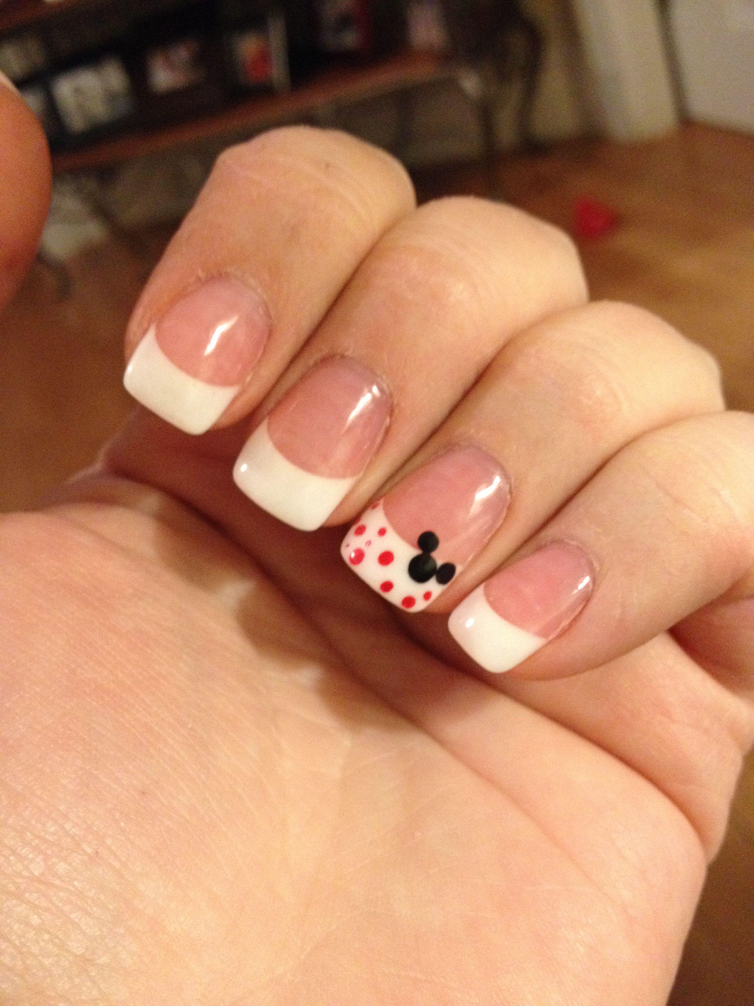 Disney Nails! | Disney Vacation Stuff | Pinterest | Disney nägel ...