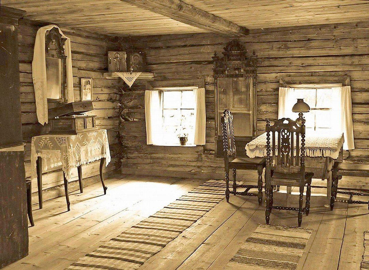 Картинки древнего дома внутри