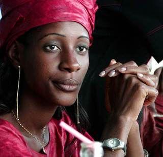 Guinea conakry girls