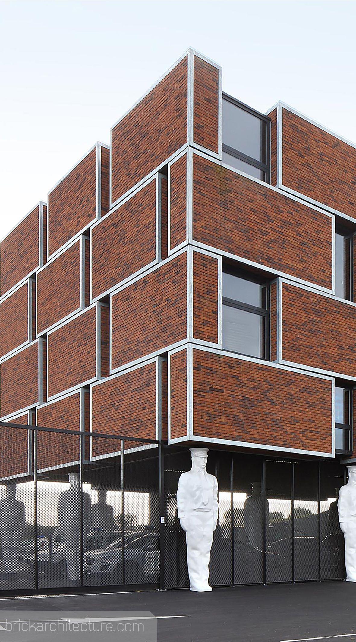 Mete Oz Adli Kullanicinin Architecture Brick Works Panosundaki Pin
