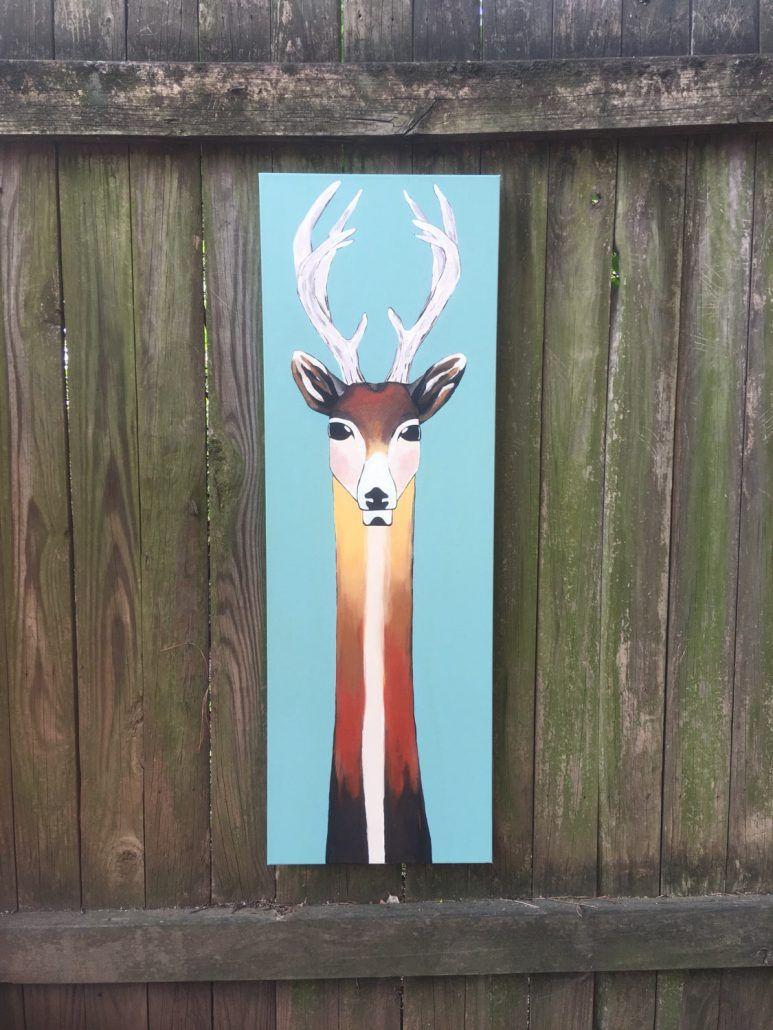 Wall art prints garage door studio lmf illustrations