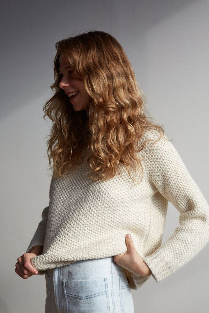 Caron Callahan Seed Sweater