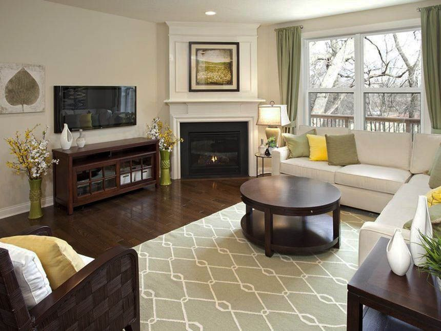 Staying Space Designing Tips You Ll Want To Steal Asap Zeltahome Com Corner Fireplace Living Room Comfy Living Room Decor Livingroom Layout