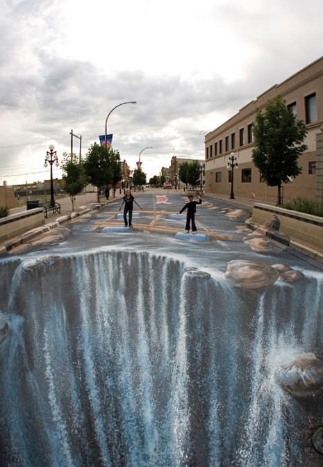 70 Stunning 3d Street Painting Street Art Illusions Pavement Art Street Painting