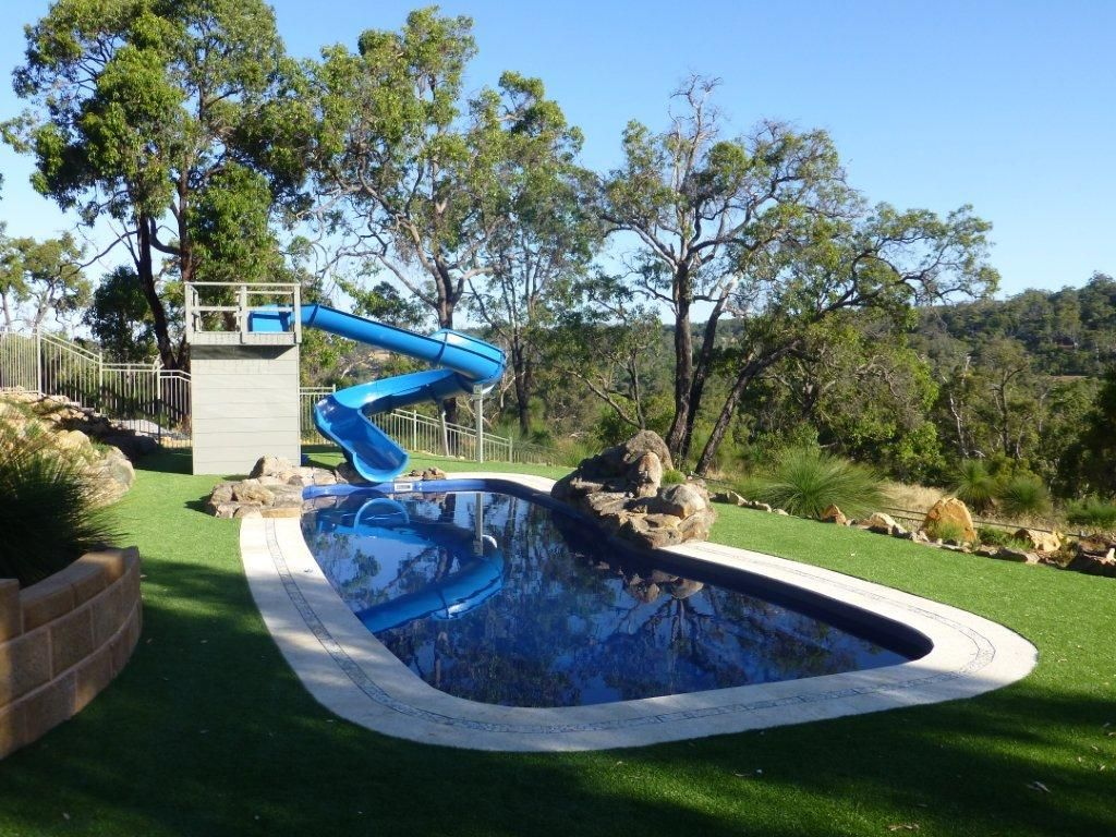 Water features | water slides | best water features | kid ...