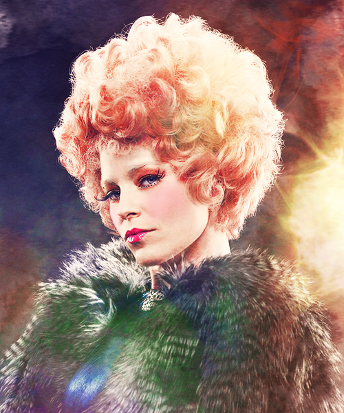 capitol couture, Effie Trinket