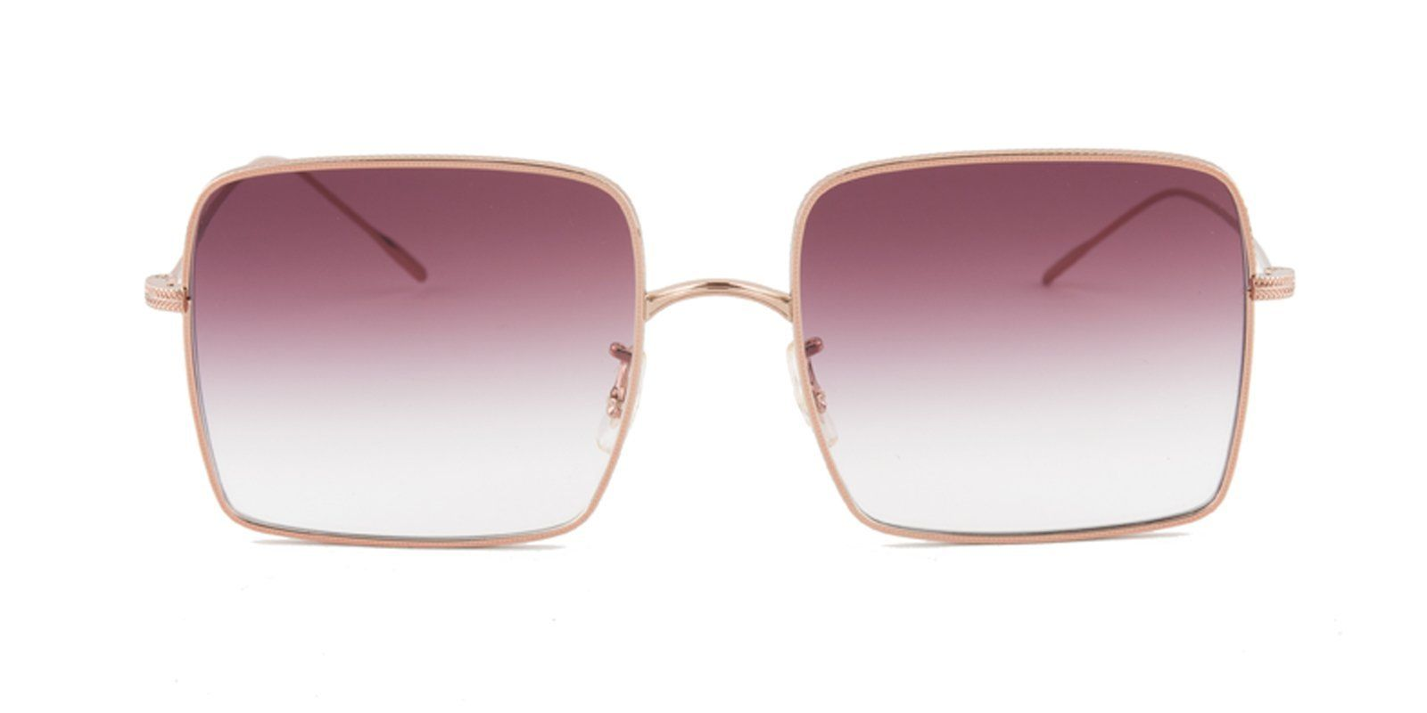 256111a7db4 Oliver Peoples - Rassine Gold - Purple sunglasses in 2019
