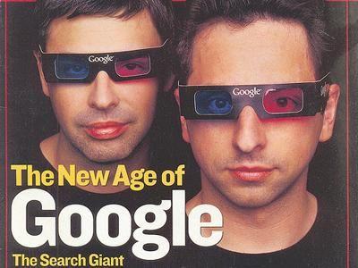 구글도 이런 때가 있었다...