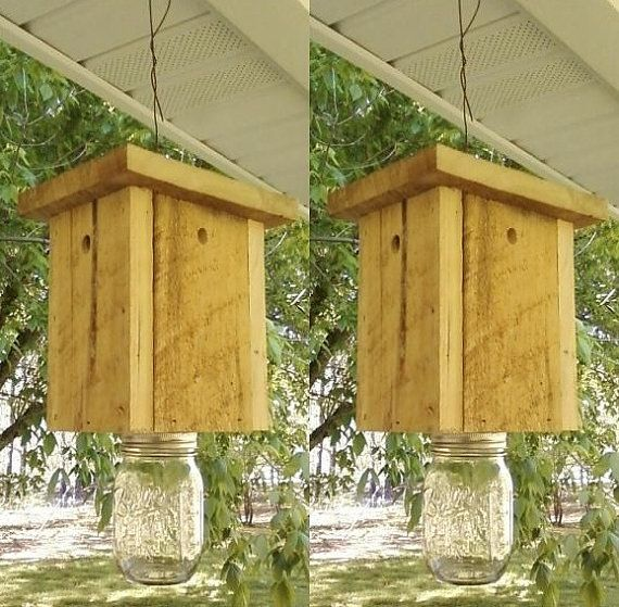 Carpenter Bee Traps Walter Reeves Says These Work Pair 2