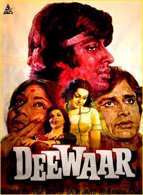 deewaar 1975 amitabh bachchan classic indian