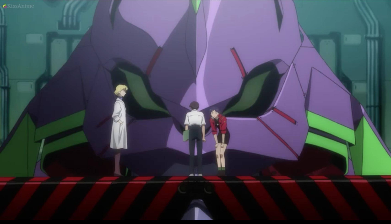 Evangelion 1.0 - You Are (Not) Alone | Evangelion, Neon genesis evangelion,  Anime