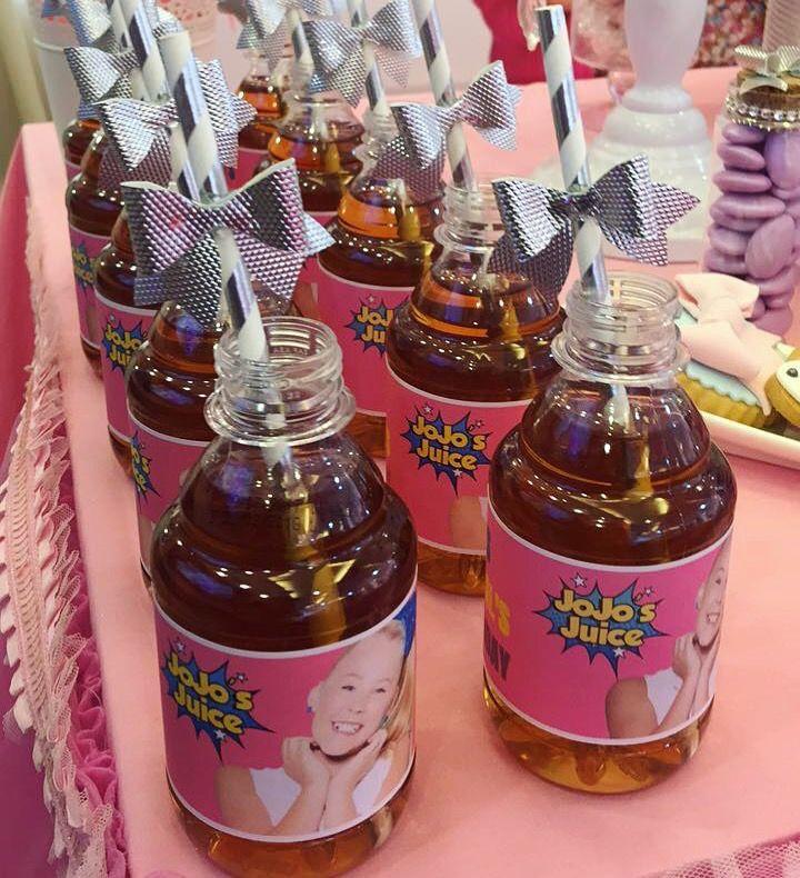 Jojo Siwa Themed Birthday Party Jojo Siwa Birthday Party