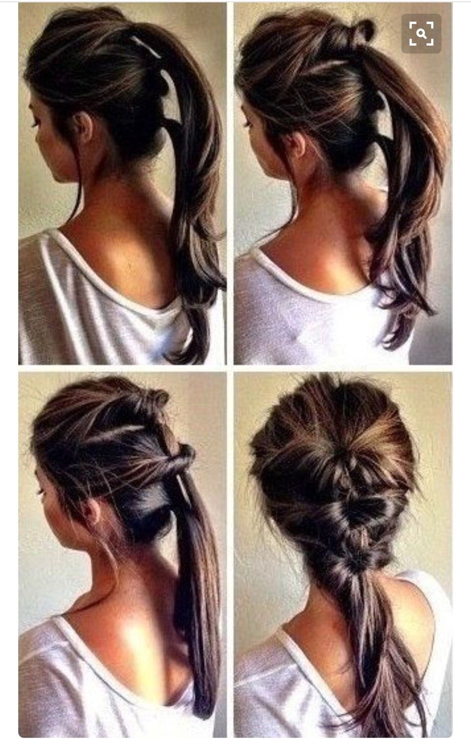 🎀🎀Amazing Hairstyle In Less Than 5 Minutes #holida