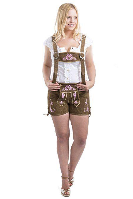 hosenträger für lederhose damen