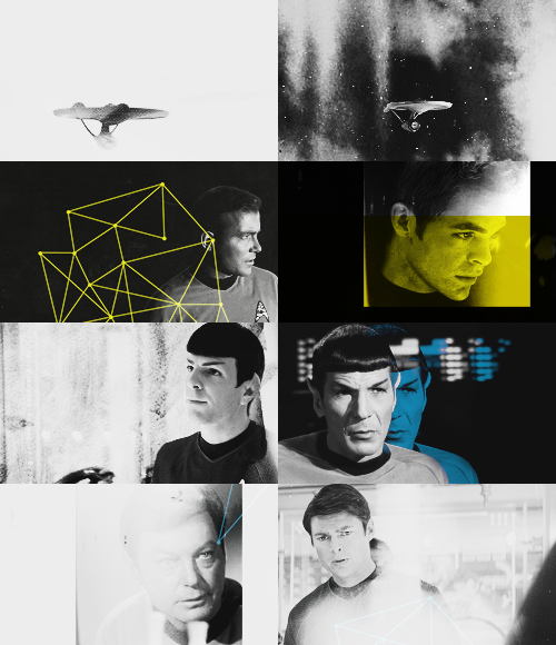 Star Trek - New and old