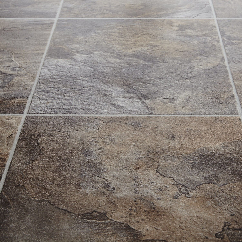 Atlas 996 Dolomite Slate Effect Vinyl Flooring Vinyl Flooring Flooring Slate Effect Tiles