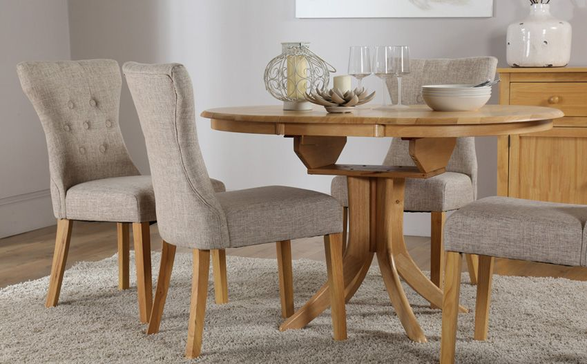 Room Hudson Extending Dining Table