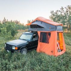 Tamarack Rooftop Tents Treeline Outdoors 1 Roof Top Tent Tent Family Tent Camping