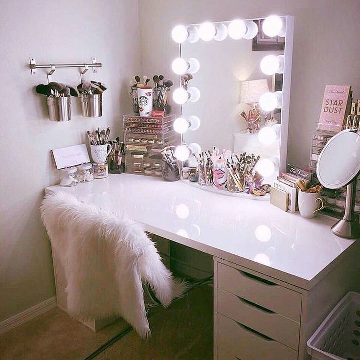 How To Organize & Display Makeup Product In Cool Ways