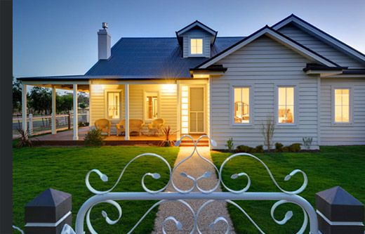 Homestead style homes vic