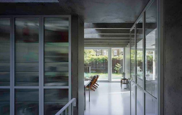 Covert House Icon Magazine House Architecture Modern Architecture